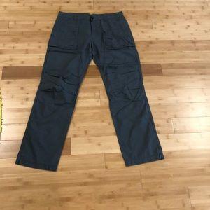 Men's Micheal Kors Straight leg Cut pants Size 34